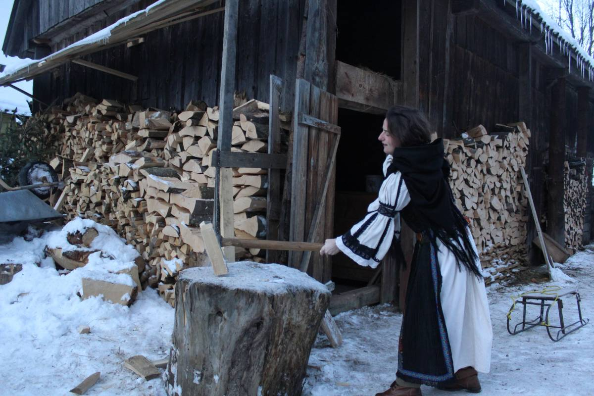 Wild-Trails The Real Highlanders Experience in Romania