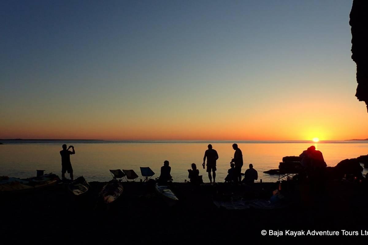Baja Kayak Adventure Tours Ltd. Islands to Agua Verde - 7 Day Kayak Expedition