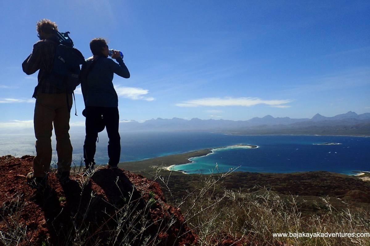 Baja Kayak Adventure Tours Ltd. Coastal Route - 7 Day Kayak Expedition