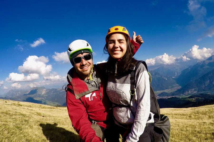 Swiss Paragliding & Adventure GmbH Paragliding Interlaken Flug