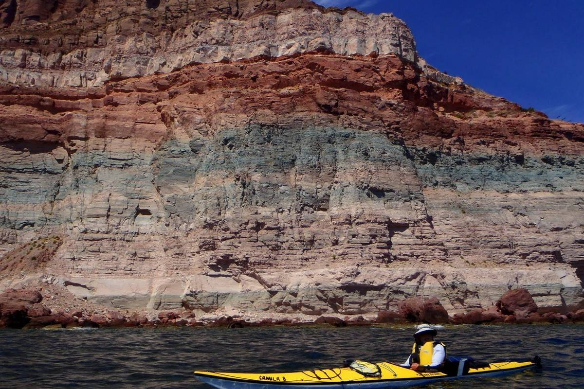 Baja Kayak Adventure Tours Ltd. Loreto to La Paz - 10 Day Kayak Expedition