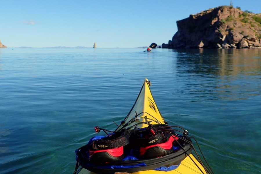 Baja Kayak Adventure Tours Ltd. Loreto to La Paz - 10 Day Kayak Expedition