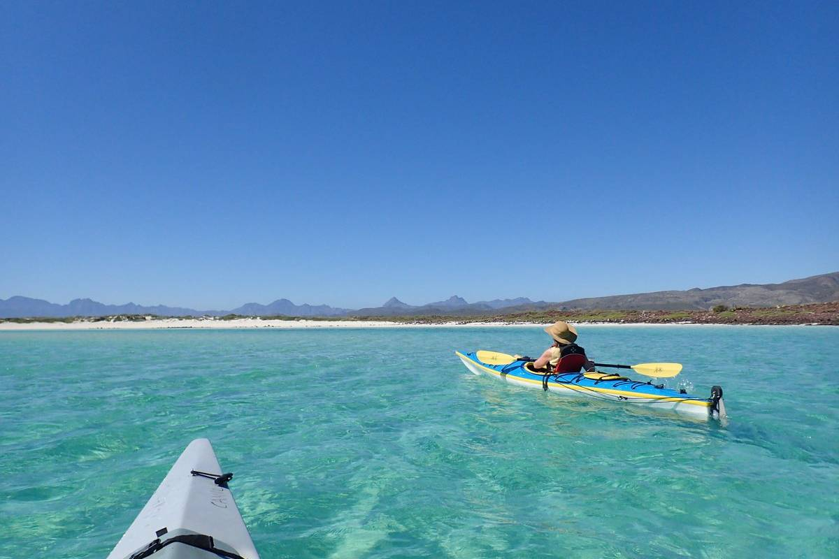 Baja Kayak Adventure Tours Ltd. Coronados Island 3-Day Fully Catered Tour