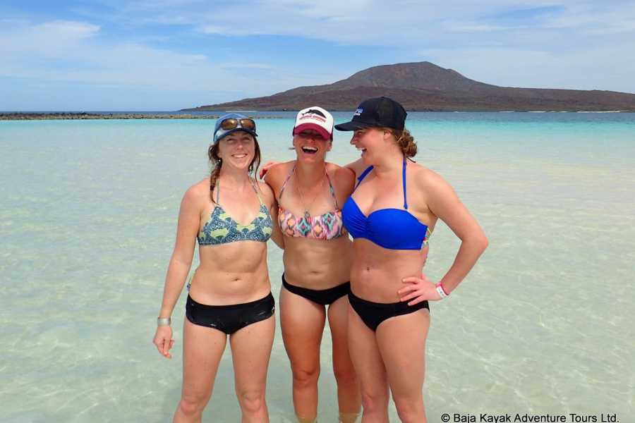 Baja Kayak Adventure Tours Ltd. Coronados Island 3-Day Fully Catered Tour