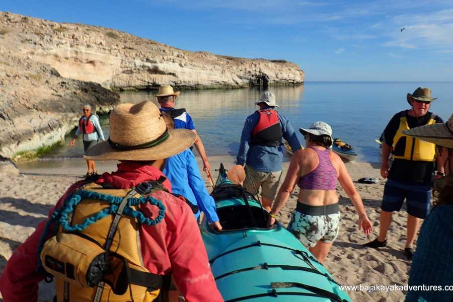 Baja Kayak Adventure Tours Ltd. Carmen Island Circumnavigation - 10 Day Kayak Expedition