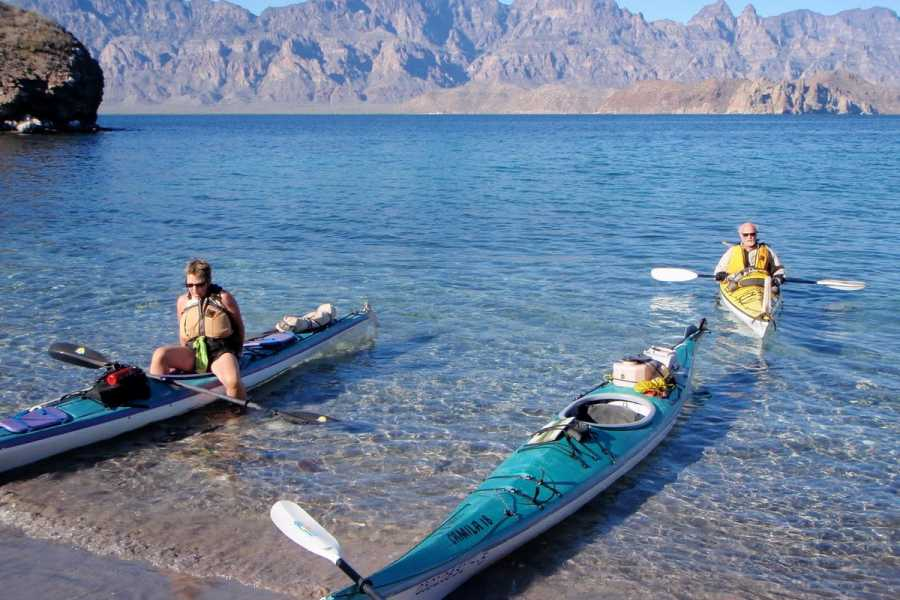 Baja Kayak Adventure Tours Ltd. South Islands - 6 Day Kayak Expedition