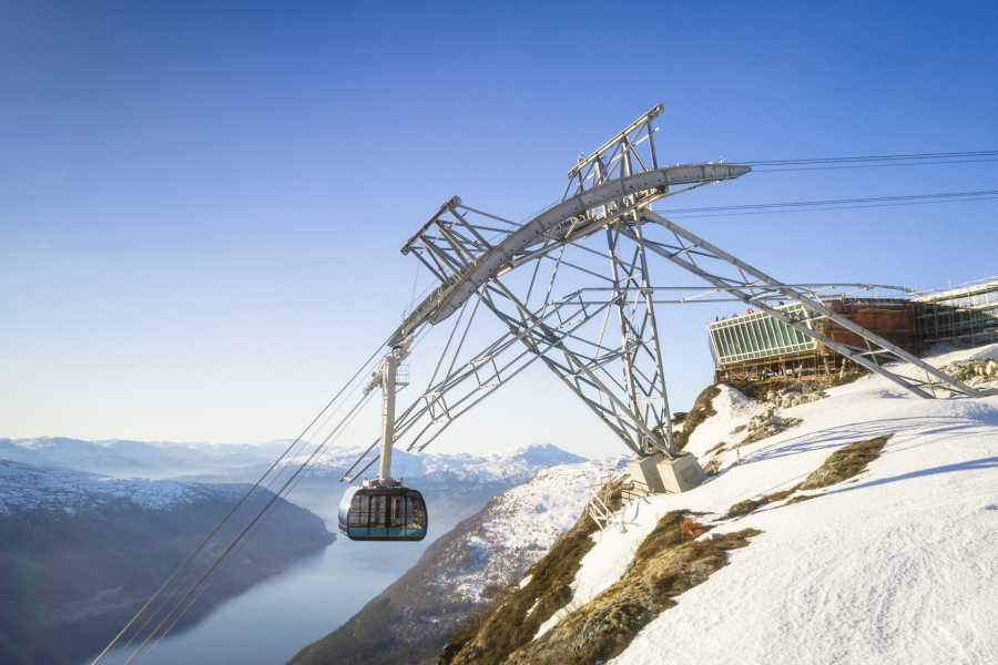 Olden Adventure Loen Skylift including transfer