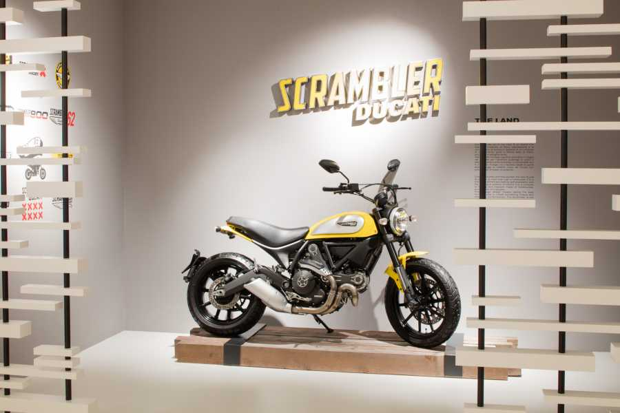 Bologna Welcome Ducati experience, Museo & Fabbrica