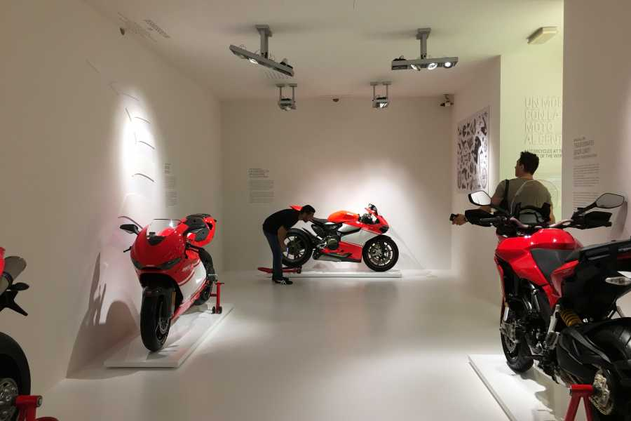 Bologna Welcome Ducati - Museum & Factory