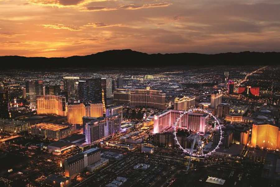"Dream Vacation Builders Plan L-2: 3 Nights/4 Days- ""Las Vegas Deluxe"" Package"