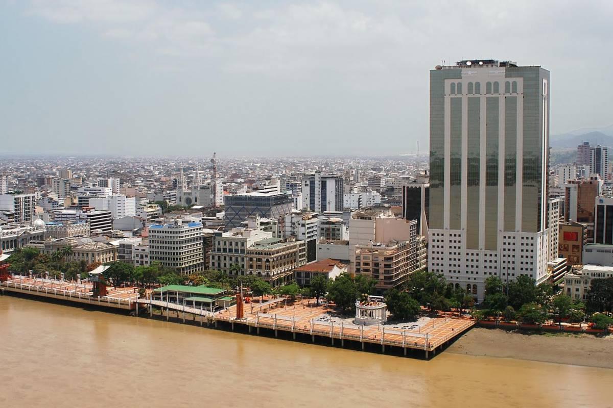 Gray Line Ecuador Panoramic Guayaquil