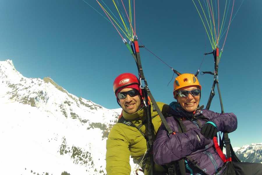 Swiss Paragliding & Adventure GmbH Paragliding Schiltgrat-Stechelberg