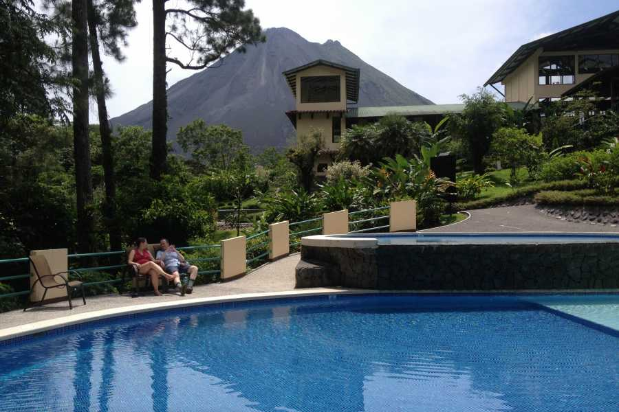 Krain Concierges Arenal Volcano Hot Springs Tour