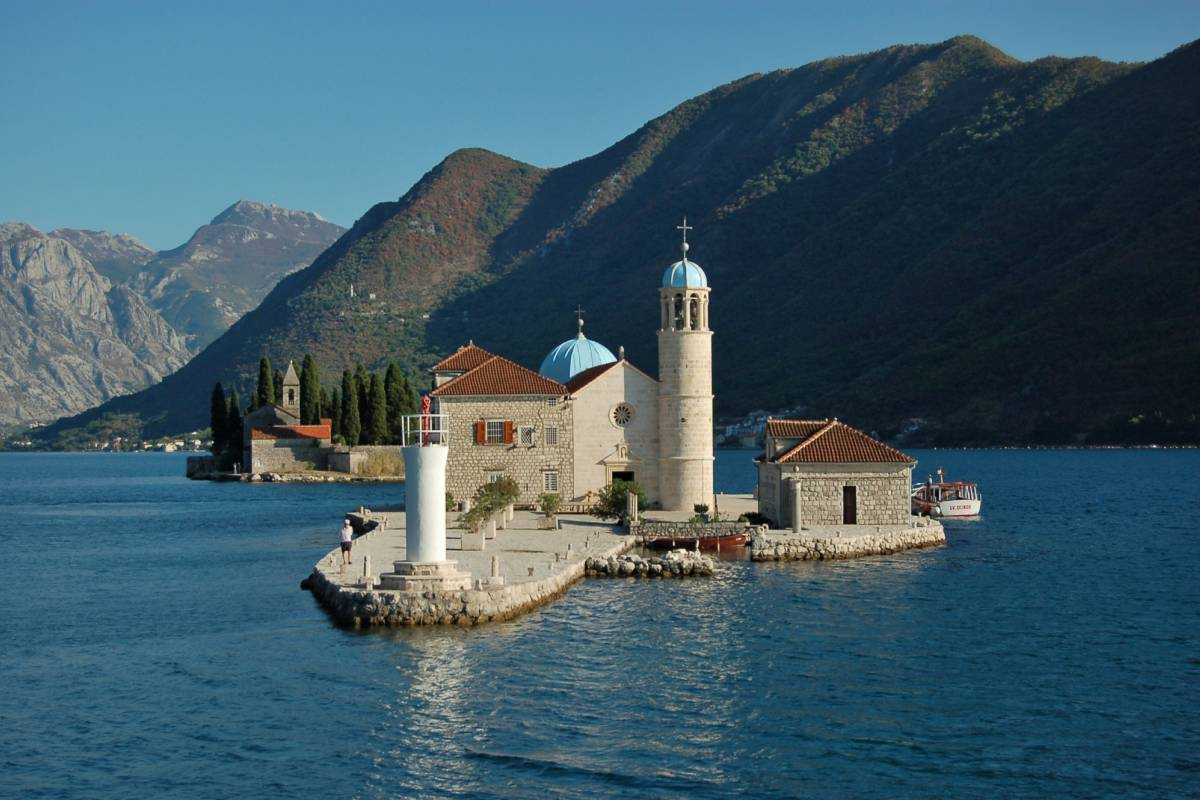 Nature Trips Montenegro Excursion - Kotor Bay One day Tour
