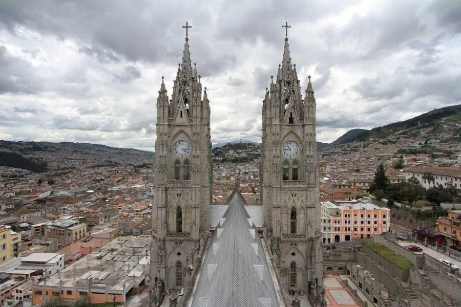 Gray Line Ecuador Explore Quito & Galapagos