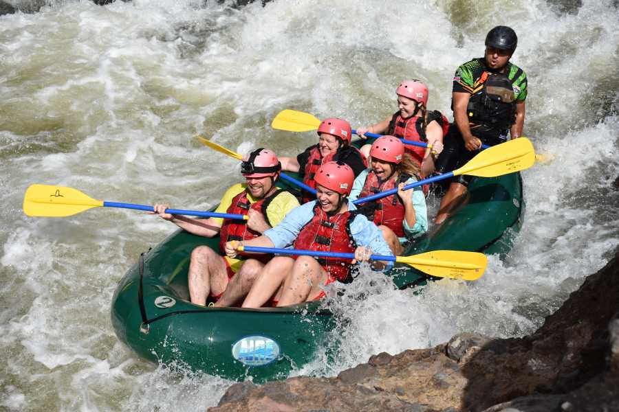 Krain Concierges Tenorio River White Water Rafting