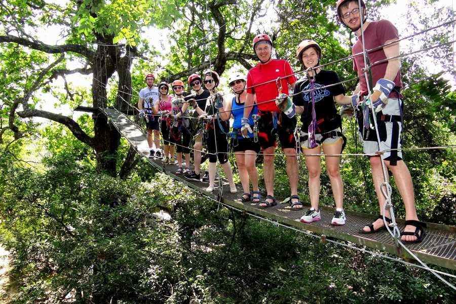 Krain Concierges Canopy Zip Line Adventure