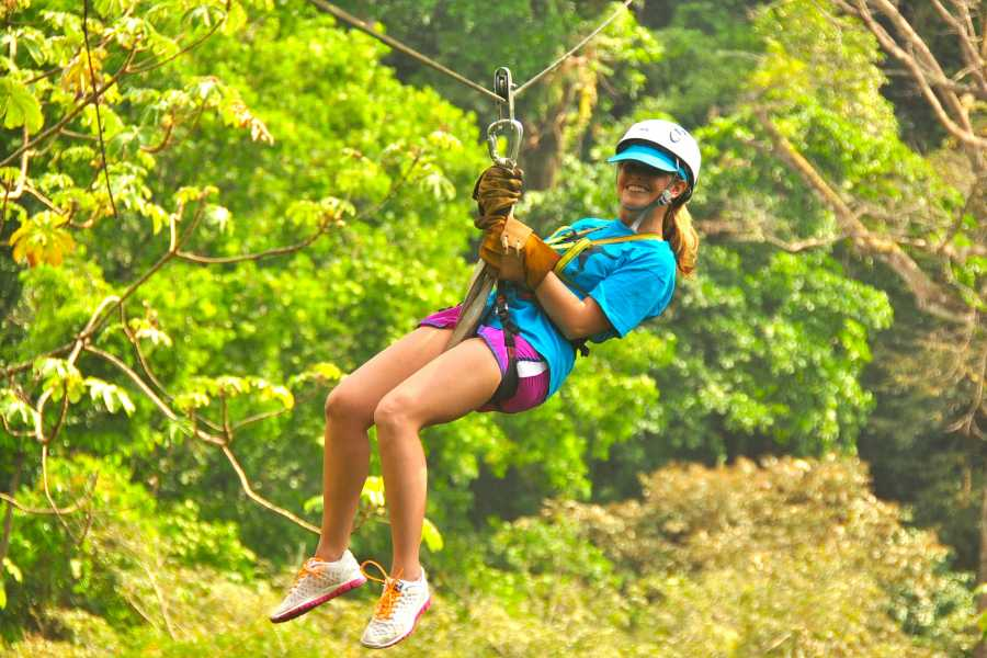 Krain Concierges Canopy Zip Line Adventure