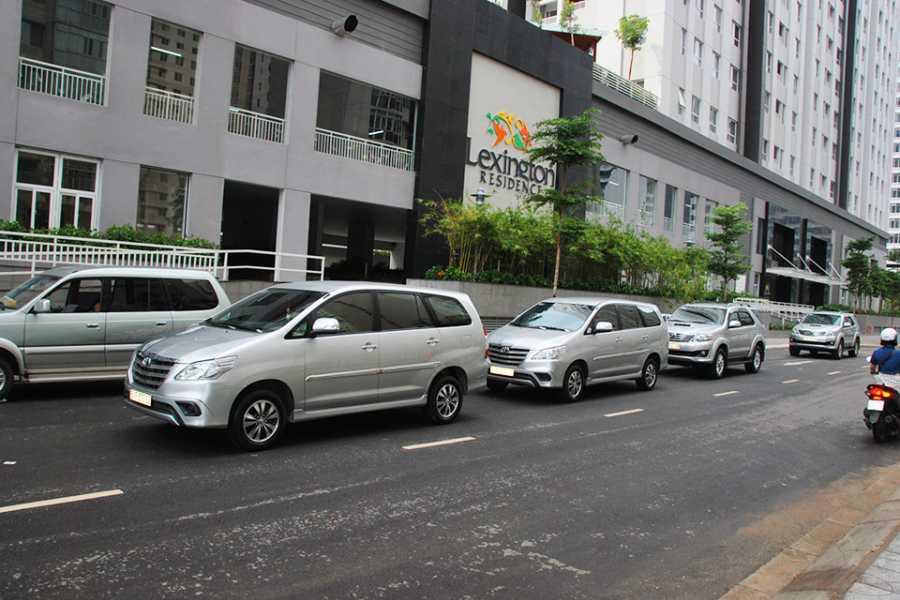 Viet Ventures Co., Ltd Aéroport privé ramassé au centre ville de ho chi minh