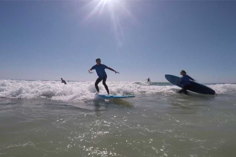 Oceano Surf Camps Adult 5 Day Special Surf Course