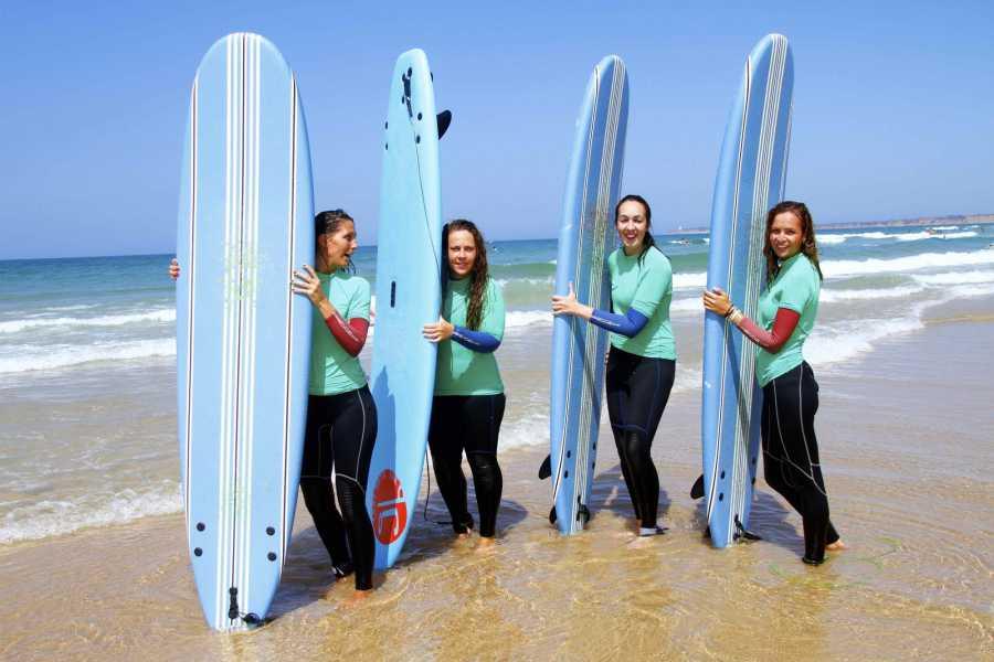 Oceano Surf Camps Corso Surf Adulti 5 Giorni