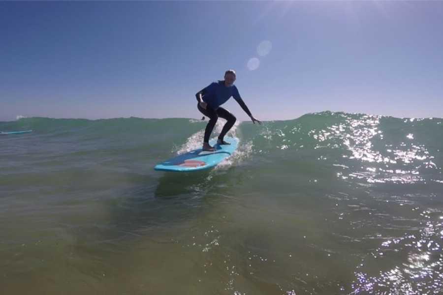 Oceano Surf Camps Erwachsene 5 Tage Surf Kurse Costa de la Luz