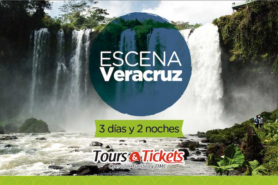 Tours y Tickets Operador Turístico ESCENA VERACRUZ – 3 DAYS 2 NIGHTS