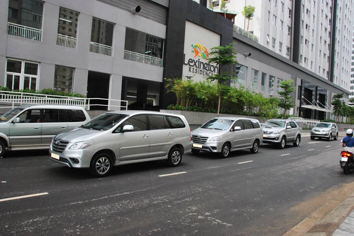 Viet Ventures Co., Ltd Transfert privé de la ville d'Hô Chi Minh à la station de Vung Tau ou Long Hai ou Binh Chau
