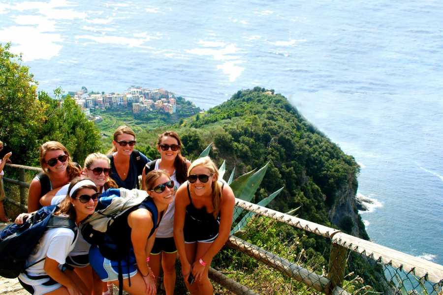 Bus2Alps AG Florence 2 Cinque Terre Day Trip