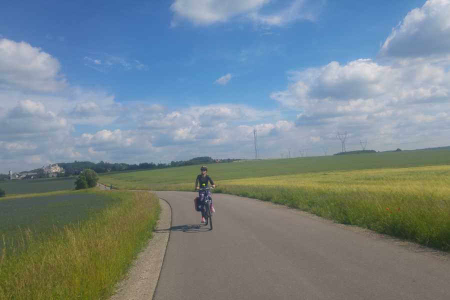 Cruising Krakow Tours & Rentals Eagles' Nests Bike Tour
