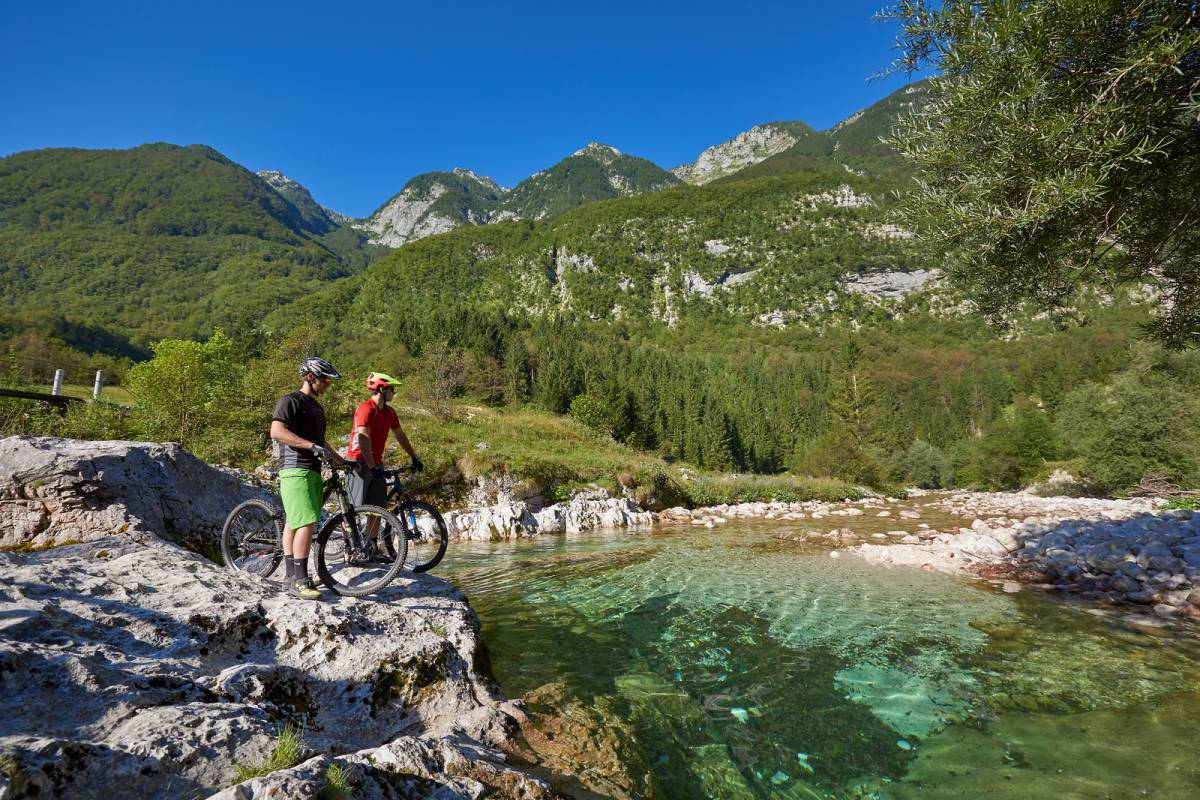 Nature Trips Slovenia - MTBike Holiday - 8days in Soca Valley