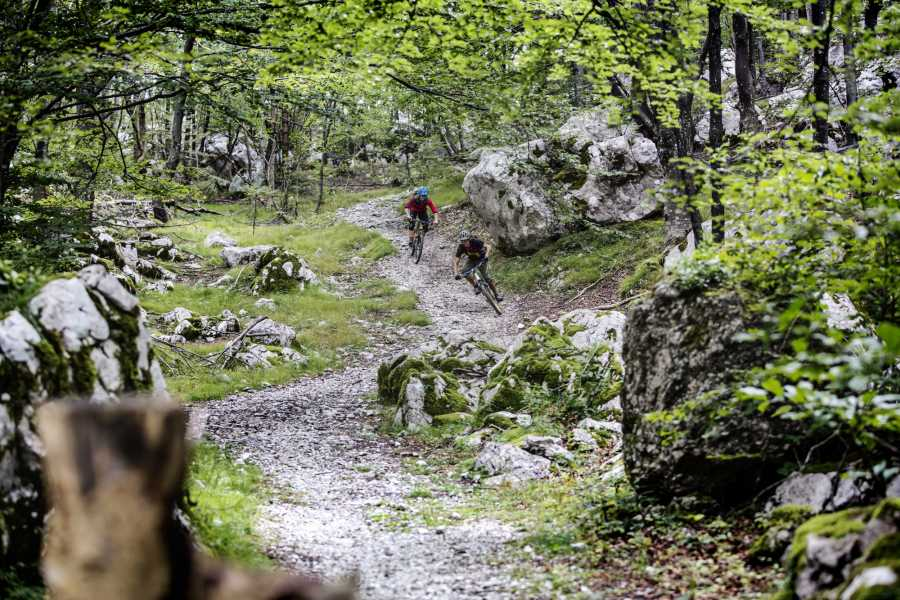 Nature Trips Slovenia, MTBike Holiday in Soca Valley