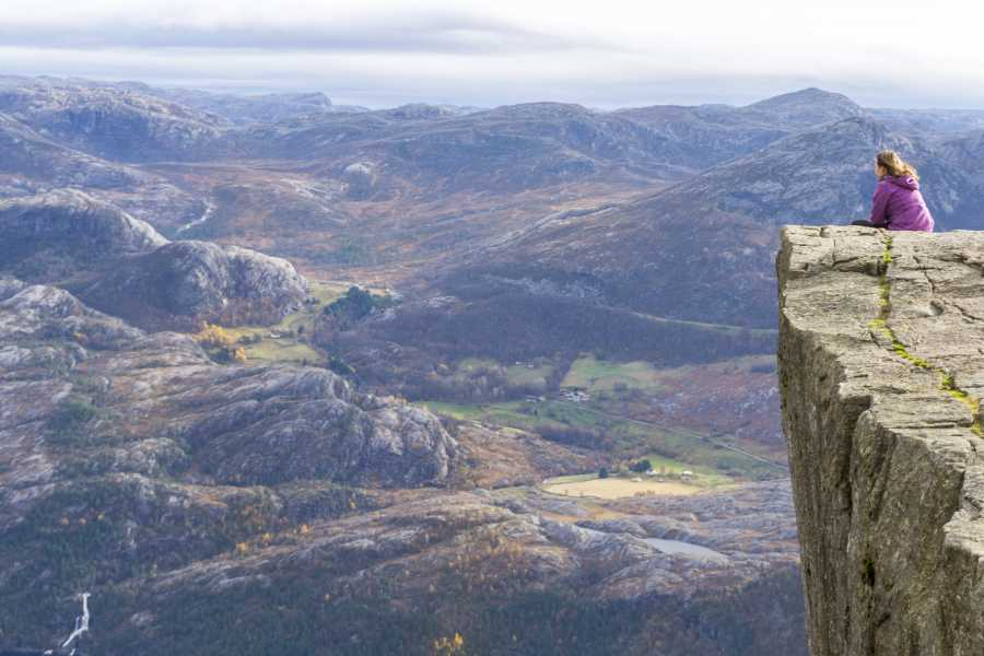 Outdoorlife Norway AS Preikestolen Autumn Hike
