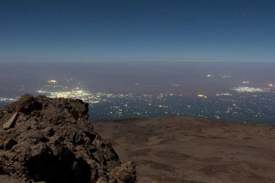 ECO-AFRICA CLIMBING MOUNTAIN KILIMANJARO CLIMBING VIA MARANGU ROUTE 8 DAYS