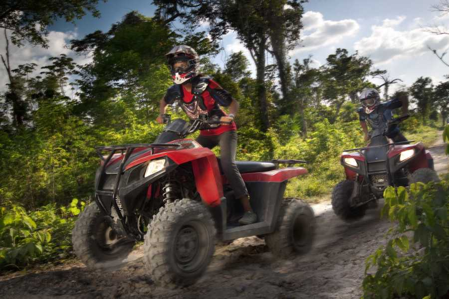 Cancun Vacation Experts ATV EXPEDITION