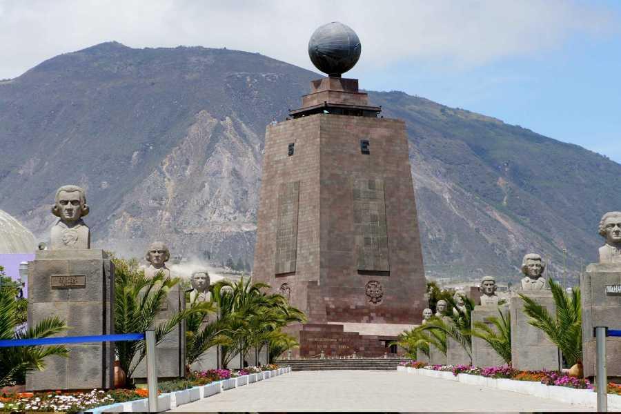 Gray Line Ecuador Vive los Andes