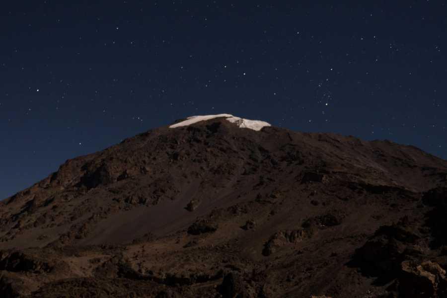 ECO-AFRICA CLIMBING MOUNTAIN KILIMANJARO CLIMBING VIA  SHIRA ROUTE 9 DAYS