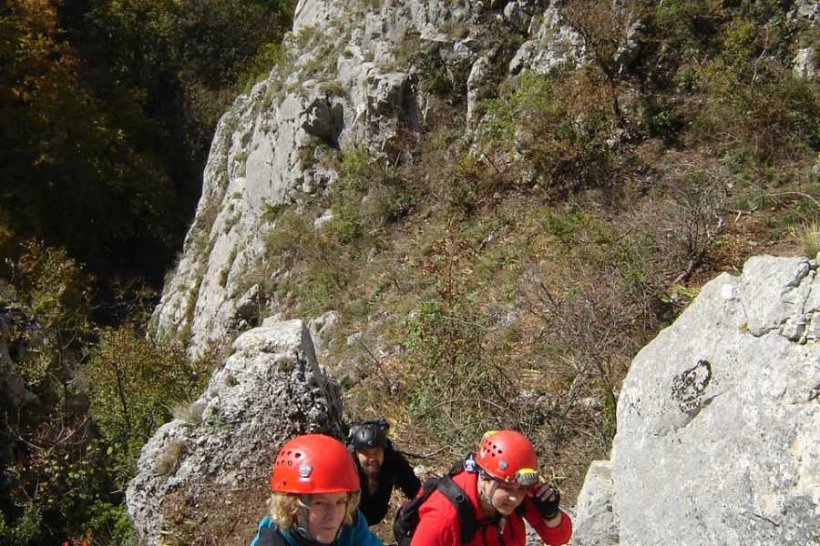 Wild-Trails Hiking and Via Ferrata at Turda Gorge and Salina Turda -Day Trip