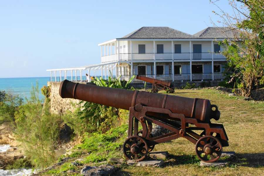 Voyages Antigua Tours & Services Résidentiel & Fort James Tour