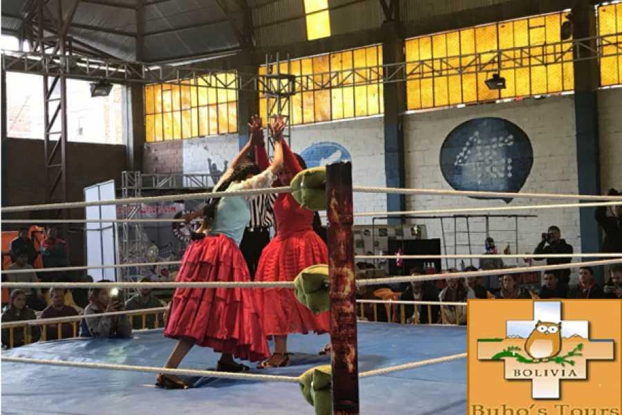 buhostours Cholitas Wrestling