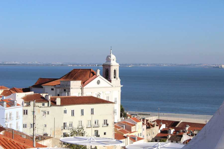 The Rogue Historians Alfama and Downtown Lisbon: Semi-Private
