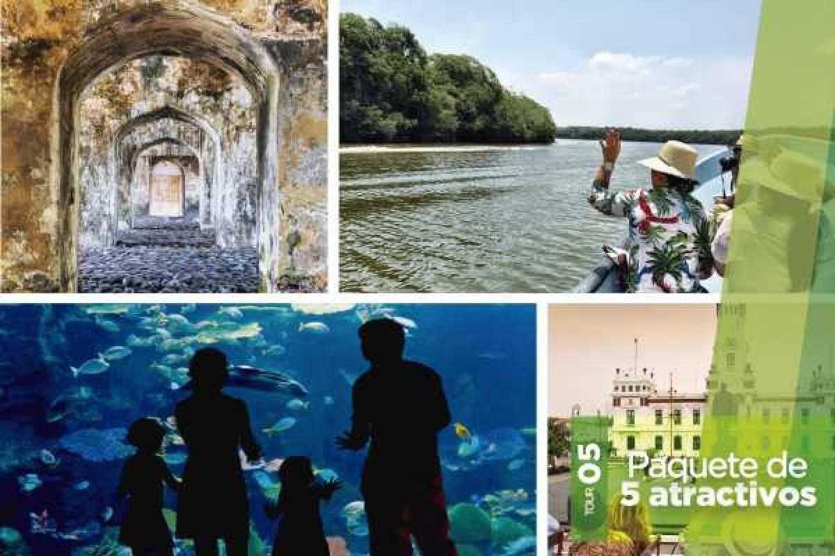 Tours & Tickets Operador Turístico ESCAPADA VERACRUZ - PAQUETE 3 DÍAS Y 2 NOCHES EN VERACRUZ