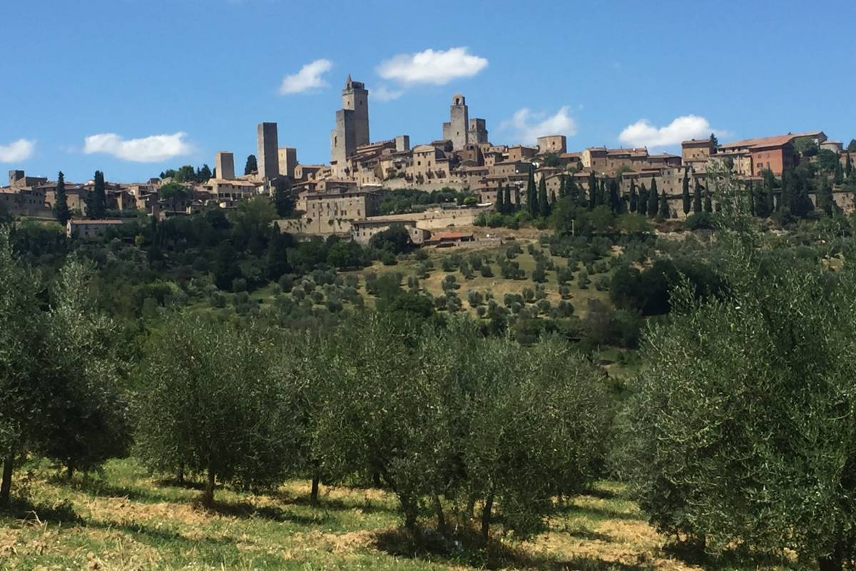 Tuscany on a Budget tours THE TUSCANY EXPERIENCE - Siena, San Gimignano, Monteriggioni & Chianti all in 1 day!