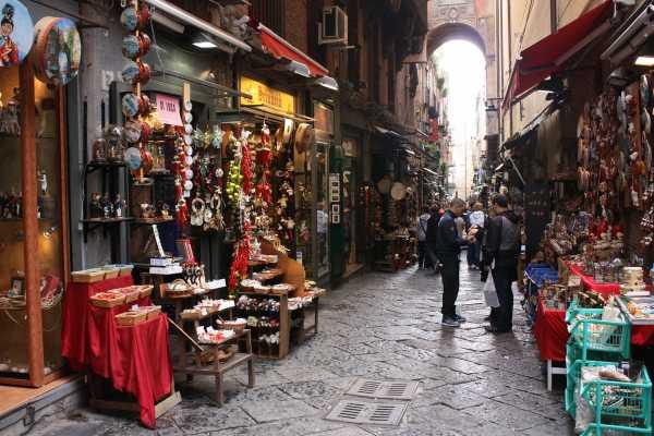 (VIP) Scaccia la malasorte da Napoli con il tuo amuleto magico!