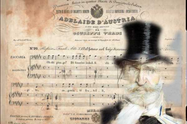 (VIP) Alla ricerca delle note perdute da Giuseppe Verdi
