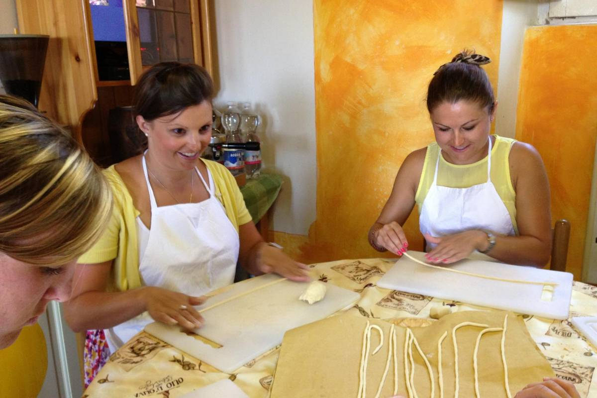 Tuscany on a Budget tours COOKING CLASS IN TUSCANY