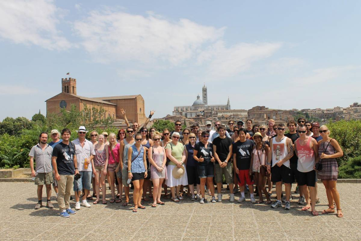 Tuscany on a Budget tours THE PALIO OF SIENA DAY TRIP