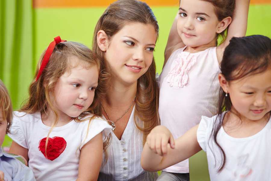 Krain Concierges In-Home Child Care Services
