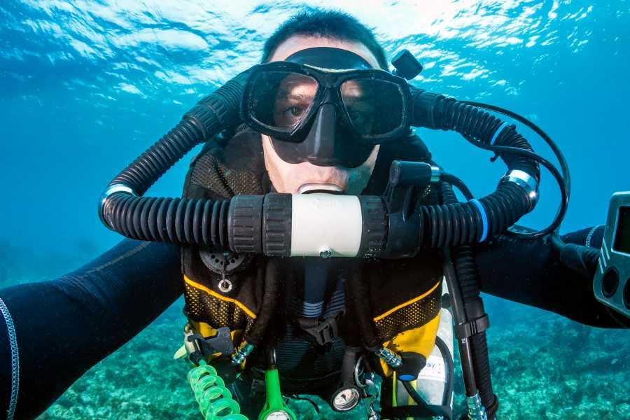 Tour Guanacaste Scuba Diving Catalinas Islands