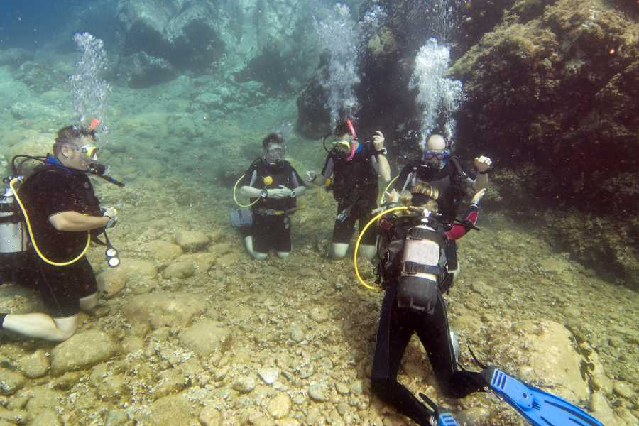 Tour Guanacaste Scuba Diving Catalinas Islands